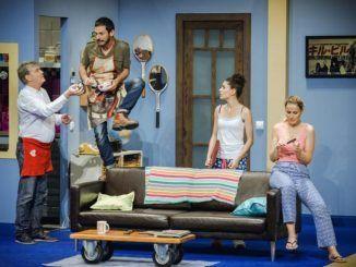 Burundanga - Teatro Buero Vallejo
