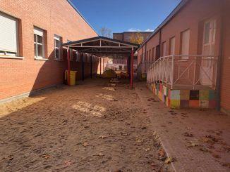 Ciudadanos (Cs) Fuenlabrada lamenta la falta de mantenimiento y el abandono del colegio Dulce Chacón