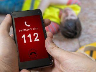 Equipo de comunicación de Emergencias 112
