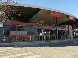 El Gobierno municipal de Getafe propone a RENFE mejorar los apeaderos de las estaciones de Las Margaritas y Sector III
