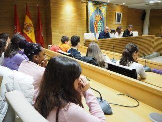 Getafe se suma a la declaración conjunta de la Red de Infancia y Adolescencia