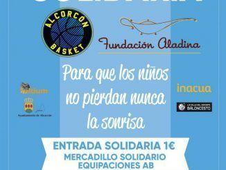 El Gobierno municipal de Alcorcón colabora con el Club Alcorcón Basket en la celebración de su Jornada Solidaria