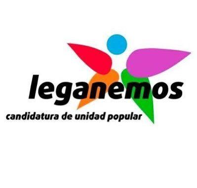 Leganemos logo