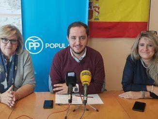 """El Partido Popular de Fuenlabrada se muestra en desacuerdo con los presupuestos """"por no dar una solución a los problemas del municipio"""""""