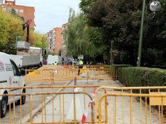 Remodelación calle libertad - Móstoles