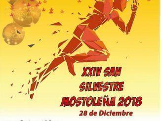 San Silvestre Mostoleña 2018