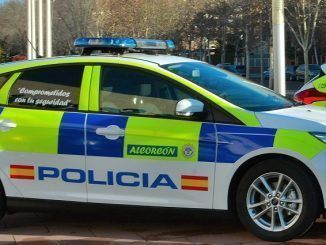 Maniobra de Heimlich - Agentes de Policía Municipal