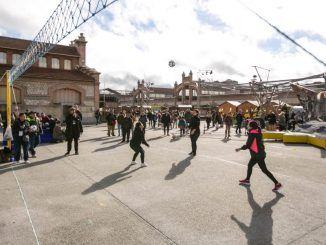 """""""La Cancha"""", el lugar donde se mezclan la cultura y el juego al aire libre"""