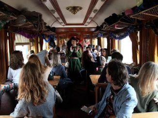 Conoce Madrid esta Navidad a través de trenes históricos