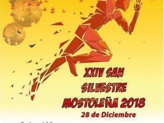 """Las personas que deseen inscribirse en la """"San Silvestre Mostoleña"""" podrán hacerlo hasta el 22 de diciembre"""