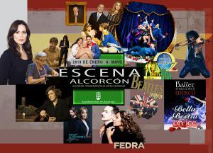 La oferta cultural de Alcorcón para los próximos meses incluye a artistas como Lolita Flores o Carmen Maura