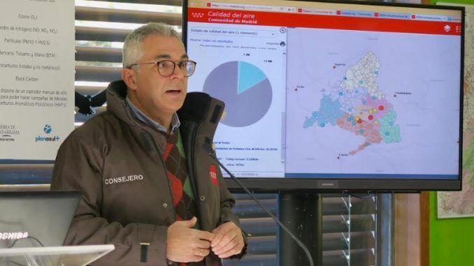 Inaugurada la nueva estación de la Red de Calidad del Aire regional en el puerto de Cotos