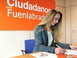 Ciudadanos (Cs) Fuenlabrada muestra su disconformidad con las últimas actuaciones del Gobierno municipal