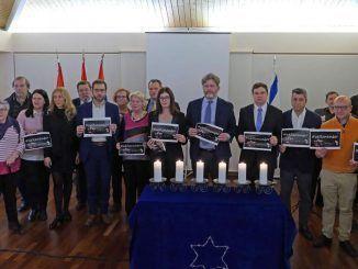 Móstoles convoca un acto en memoria de las víctimas del Holocausto
