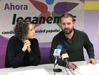 Leganemos pide el cumplimiento íntegro del contrato de conservación y mantenimiento de zonas verdes
