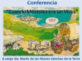"""""""Cuando Móstoles era un Vicus"""", una conferencia que girará en torno a los hallazgos que explicarían por qué Móstoles sería un vicus y no una villa"""