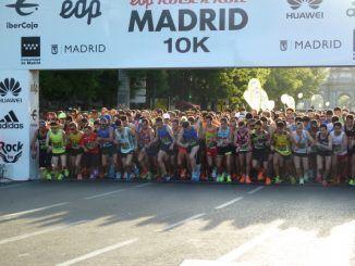 Madrid acogerá 130 carreras urbanas durante este año