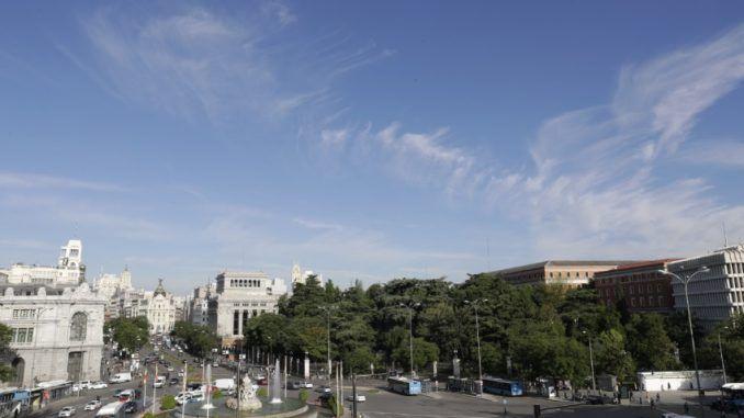 Se desactiva el Protocolo por alta contaminación en Madrid