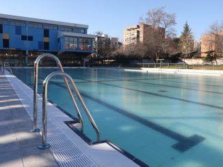 Finalizan las obras de la piscina exterior del Centro Deportivo Municipal La Mina