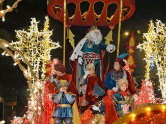 Éxito de asistencia en la Cabalgata de Alcorcón para recibir a los Reyes Magos