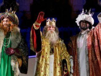 La Cabalgata de Reyes
