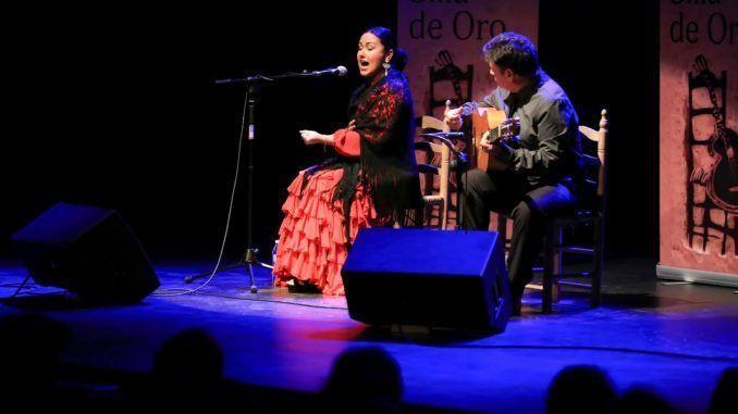 El pasado fin de semana arrancó en Leganés el concurso de cante flamenco la Silla de Oro 2019
