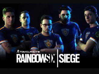 Team Queso presenta sus equipos para el competitivo de Rainbow Six Siege y Smite