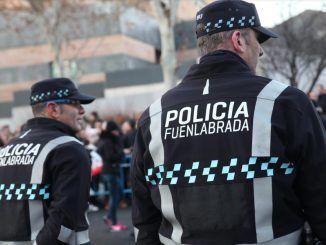 La Policía de Fuenlabrada