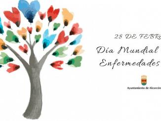 Alcorcón conmemora el Día Mundial de las enfermedades raras
