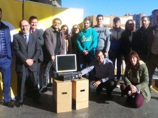 Correos entrega 372 equipos informáticos a distintas Fundaciones, Asociaciones y centros educativos madrileños