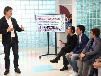 Fuenlabrada entrega ayudas de hasta 2.000 euros a 84 emprendedores y emprendedoras
