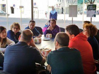 Ganar Móstoles reunió a 50 vecinos y vecinas del municipio este fin de semana para debatir sobre sus propuestas