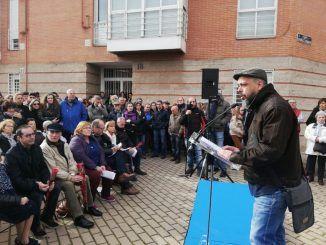 """Hortaleza rinde homenaje a """"las víctimas por el franquismo"""""""