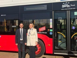Alcalá de Henares cuenta con una nueva línea circular de autobús