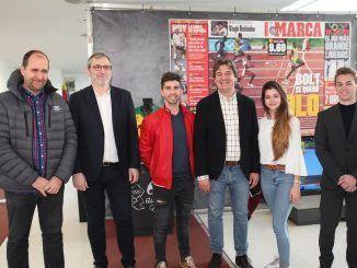 """La exposición """"Museo del Deporte2 en Fuenlabrada cuenta con 500 objetos de grandes leyendas deportivas"""