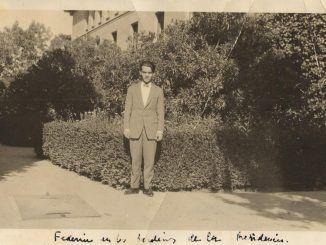 Federico García Lorca: 100 años en Madrid