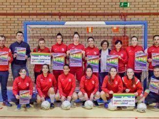 """Los clubes deportivos de Leganés muestran su apoyo a los derechos LGBTI a través de la campaña """"Leganés juega con orgullo"""""""