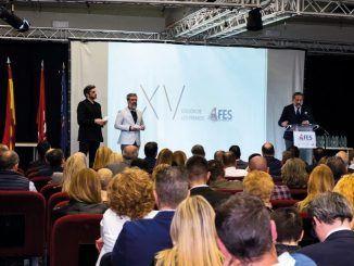 Celebrados los XV Premios AFES a la Excelencia Empresarial