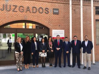 La Comunidad invierte 1,3 millones de euros en las sedes judiciales de Móstoles
