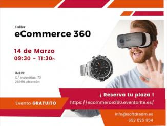 Alcorcón acoge un taller gratuito sobre comercio electrónico gracias a IMEPE