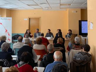 """La asociación Parkinson """"Aparkam"""" presenta su """"plan de futuro 2020"""" en Alcorcón"""