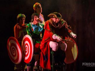 Pinocho, finalista al premio de Mejor Musical infantil, llega al Buero Vallejo de Alcorcón