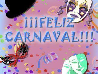 ¡La vida es un CARNAVAL!
