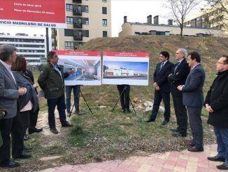 El nuevo centro de salud Parque Oeste contará con una parcela de 6.230 m2