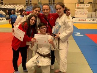 El Judo Alcorcón Carlos Arroyo consigue tres oros y tres bronces en la Supercopa y Copa de España