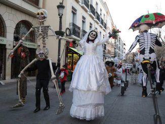 Leganés despide los carnavales con el entierro de la sardina