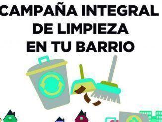 El Plan Integral de Limpieza y Mejora de Barrios de Alcorcón tendrá lugar mañana en el barrio de Fuente Cisneros