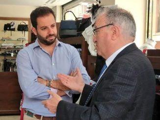 Maireles pide un plan especial de seguridad para Juan de la Cierva