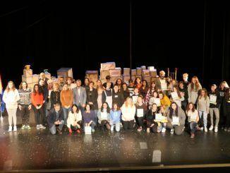 Clausurada la XXVIII Muestra de Teatro de Institutos de Móstoles