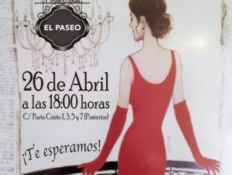La Asociación Porto Cristo Posterior celebra la 7ª Pasarela de Productos y Moda de la temporada primavera-verano 2019